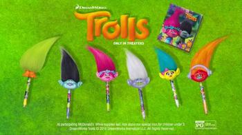 McDonald's Happy Meal TV Spot, 'Dreamworks Trolls Toys' - Thumbnail 5