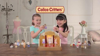 Calico Critters Ballet Theater TV Spot, \'Performance\'