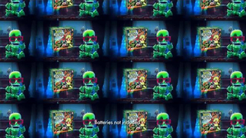 Johnny the Skull 3D TV Spot, 'You'll See Ghosts' - Thumbnail 9