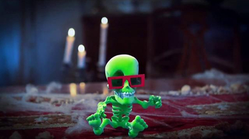Johnny the Skull 3D TV Spot, 'You'll See Ghosts' - Thumbnail 1