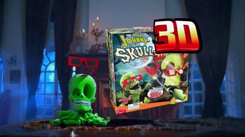 Johnny the Skull 3D TV Spot, 'You'll See Ghosts' - Thumbnail 2