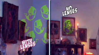 Johnny the Skull 3D TV Spot, 'You'll See Ghosts' - Thumbnail 4