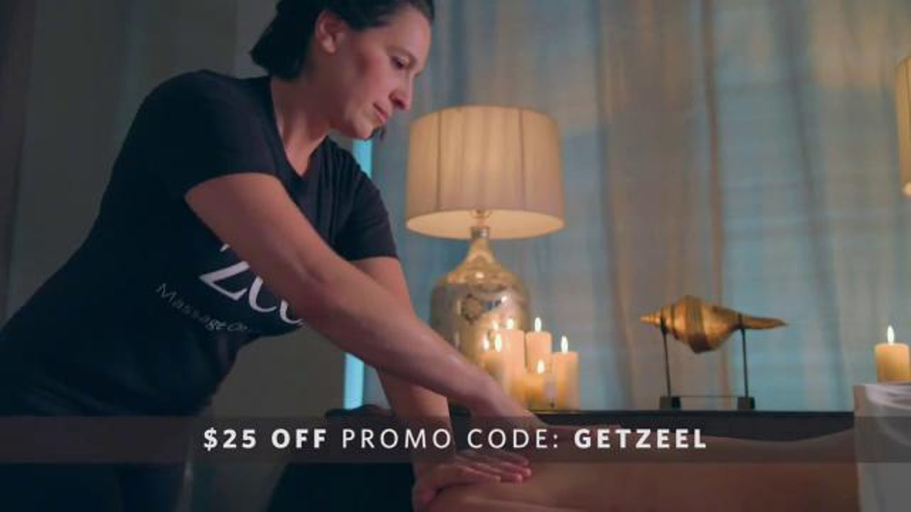 Zeel TV Commercial, 'Spa to You'