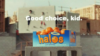 Wonderful Halos TV Spot, 'Good Choice, Kid: Construction' - Thumbnail 9