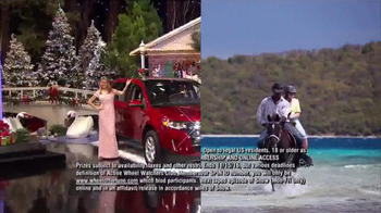 Sears Secret Santa Sweepstakes TV Spot, 'Wheel of Fortune: Could Be Yours' - Thumbnail 4