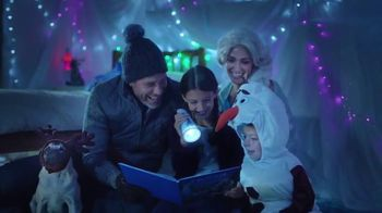 Disney Frozen Northern Lights TV Spot, 'Disney Channel: Magical Adventure'