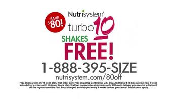 Nutrisystem Turbo 10 TV Spot, 'Holidays' Ft Marie Osmond, Melissa Joan Hart - Thumbnail 8