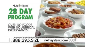 Nutrisystem Turbo 10 TV Spot, 'Holidays' Ft Marie Osmond, Melissa Joan Hart - Thumbnail 5