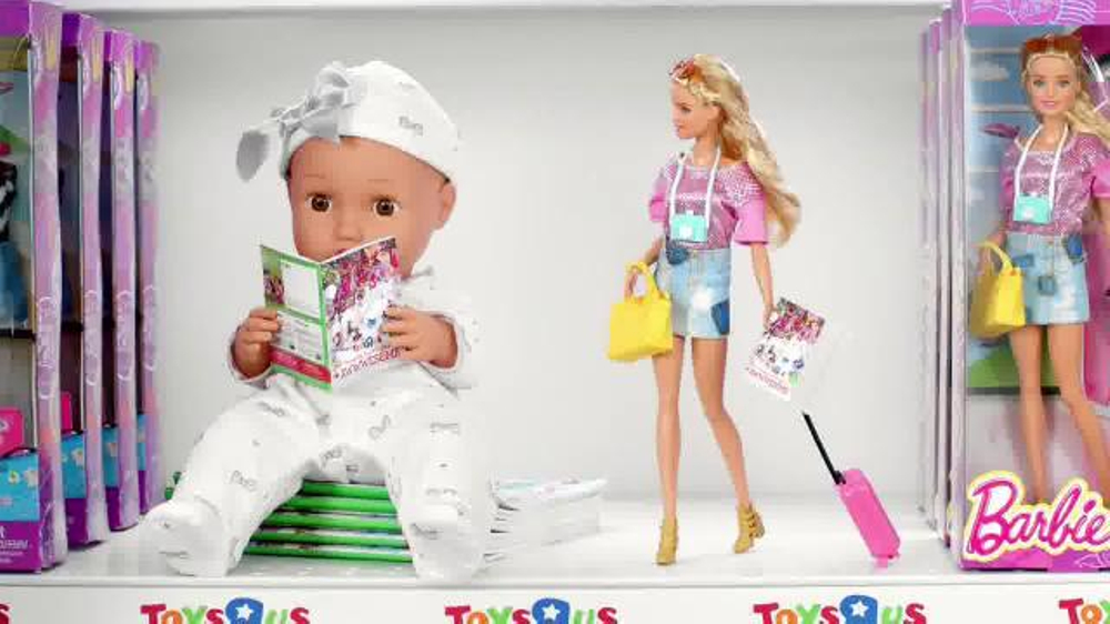 Toys R Us Tv Commercial Barbie And Baby Doll Talk Wishlists Video