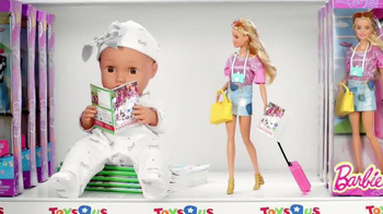 Toys R Us TV Spot, 'Barbie and Baby Doll Talk Wishlists' - Thumbnail 5