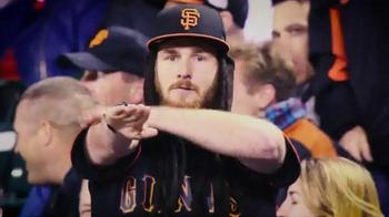 Major League Baseball TV Spot, 'Thank You, Fans' Song by Conrad Sewell - Thumbnail 1