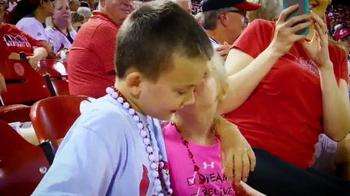 Major League Baseball TV Spot, 'Thank You, Fans' Song by Conrad Sewell - Thumbnail 3
