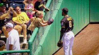 Major League Baseball TV Spot, 'Thank You, Fans' Song by Conrad Sewell - Thumbnail 6