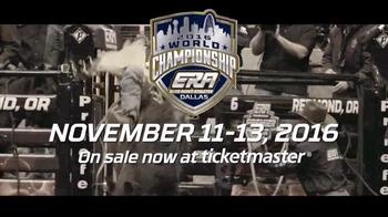Elite Rodeo Athletes 2016 World Championship TV Spot, 'Reserve Your Seat' - Thumbnail 8