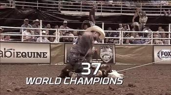 Elite Rodeo Athletes 2016 World Championship TV Spot, 'Reserve Your Seat' - Thumbnail 4
