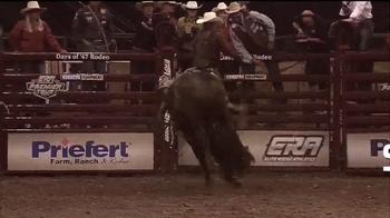 Elite Rodeo Athletes 2016 World Championship TV Spot, 'Reserve Your Seat' - Thumbnail 5