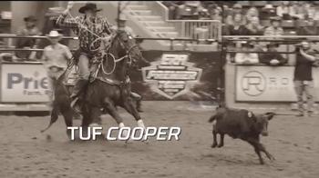 Elite Rodeo Athletes 2016 World Championship TV Spot, 'Reserve Your Seat' - Thumbnail 6