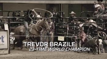 Elite Rodeo Athletes 2016 World Championship TV Spot, 'Reserve Your Seat' - Thumbnail 7