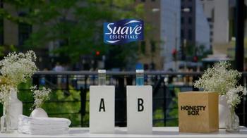 Suave Essentials Body Wash TV Spot, 'Let Your Senses Decide' - Thumbnail 1