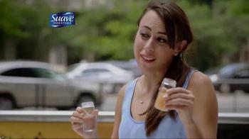 Suave Essentials Body Wash TV Spot, 'Let Your Senses Decide' - Thumbnail 3