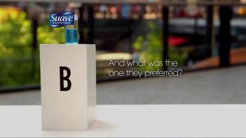 Suave Essentials Body Wash TV Spot, 'Let Your Senses Decide' - Thumbnail 5
