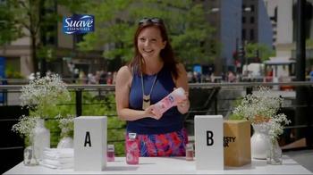 Suave Essentials Body Wash TV Spot, 'Let Your Senses Decide' - Thumbnail 7