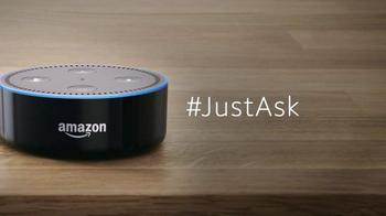 Amazon Echo Dot TV Spot, 'Alexa Moments: Wolf Spider' - Thumbnail 7