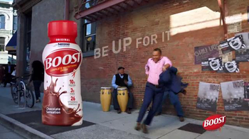 Boost Complete Nutritional Drink TV Spot, 'Just Dance' - Thumbnail 6