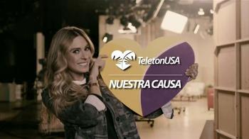 Teleton USA TV Spot, 'Pasión' con Galilea Montijo [Spanish] - 305 commercial airings