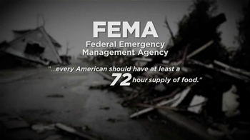Wise Company 72-Hour Emergency Food Supply Kit TV Spot, 'Unpredictable' - Thumbnail 3