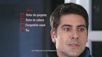 Next Daytime Cold & Flu Relief TV Spot, 'La batalla' [Spanish] - Thumbnail 6