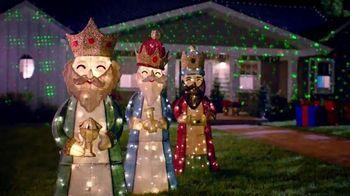 The Home Depot TV Spot, 'La magia de las fiestas: Star Shower' [Spanish] - 2415 commercial airings