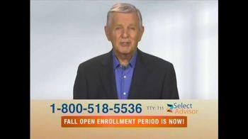 Select Advisor TV Spot, 'Fall Open Enrollment Period is Now'
