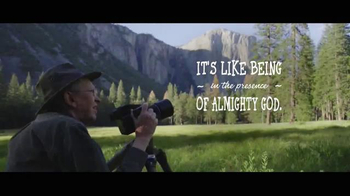 2017 Wall Calendar TV Spot, 'Like Being in the Presence of Almighty God' - Thumbnail 4