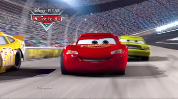 Disney Pixar Cars Flag Finish Lightning McQueen: Wave On thumbnail