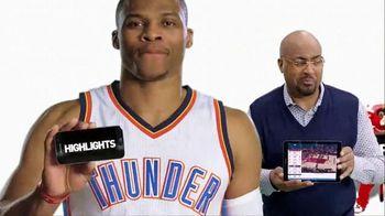 NBA App TV Spot, 'Why We Play' Featuring DeAndre Jordan, Dwyane Wade