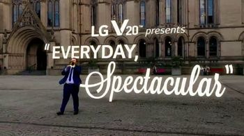 LG V20 TV Spot, 'Everyday, Spectacular' Featuring Joseph Gordon-Levitt