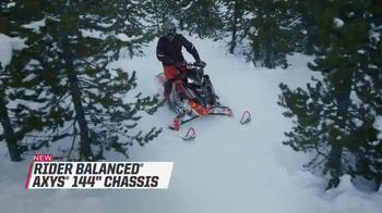 2017 Polaris Switchback Assault TV Spot, 'Ultimate Backcountry Crossover' - Thumbnail 3
