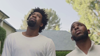State Farm TV Spot, 'Trees' Featuring DeAndre Jordan, Chris Paul - 1766 commercial airings