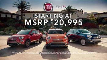 FIAT 500X TV Spot, 'Inferno: 7 Deadly Sins Part 1' - Thumbnail 6