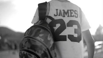 Nike TV Spot, 'Come Out of Nowhere' Featuring LeBron James - Thumbnail 1