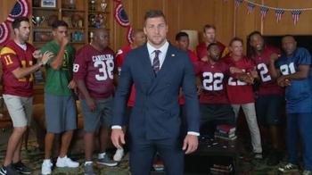 Nissan TV Spot, 'Heisman House: Fan Vote PSA' Ft. Tim Tebow, Danny Wuerffel - Thumbnail 3
