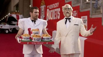 KFC $10 Chicken Share TV Spot, 'Slap' Featuring Rob Riggle