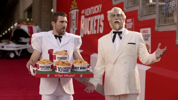 KFC $10 Chicken Share TV Spot, 'Slap' Featuring Rob Riggle - 4772 commercial airings