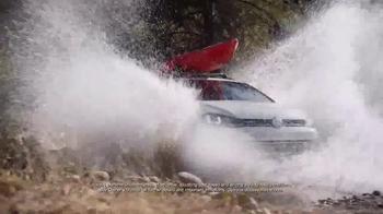 2017 Volkswagen Golf Alltrack TV Spot, 'Salmon' - Thumbnail 2