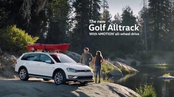 2017 Volkswagen Golf Alltrack TV Spot, 'Salmon' - Thumbnail 6