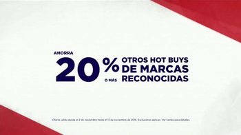 Sears Evento de Electrodomésticos de Veterans Day TV Spot, 'Más' [Spanish] - Thumbnail 6