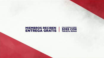 Sears Evento de Electrodomésticos de Veterans Day TV Spot, 'Más' [Spanish] - Thumbnail 8
