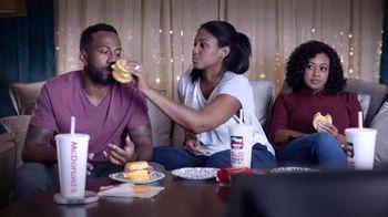 McDonald's All Day Breakfast TV Spot, 'Mute Interrogators' - 348 commercial airings