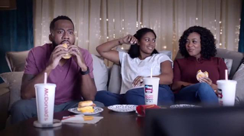 McDonald's All Day Breakfast TV Spot, 'Mute Interrogators' - Thumbnail 4